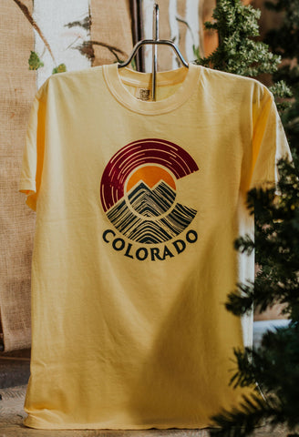 Comfort Colors Ripple CO Tee