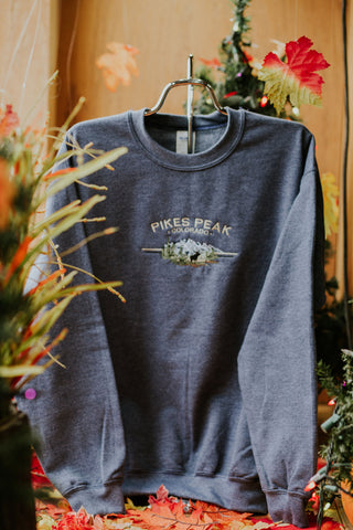 Altitude Elk Blue Sweatshirt