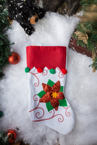 Custom Christmas Stocking C