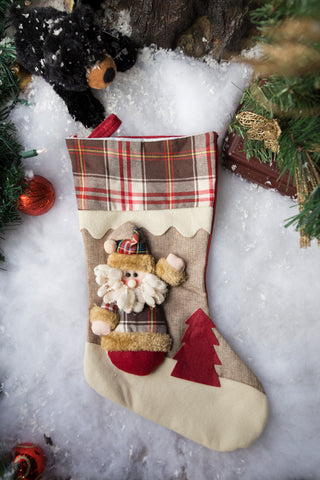 Custom Christmas Stocking L