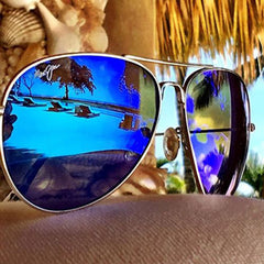 Blue Hawaii sunglasses from Maui Jim