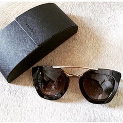 Prada Sunglasses with sunglasses case