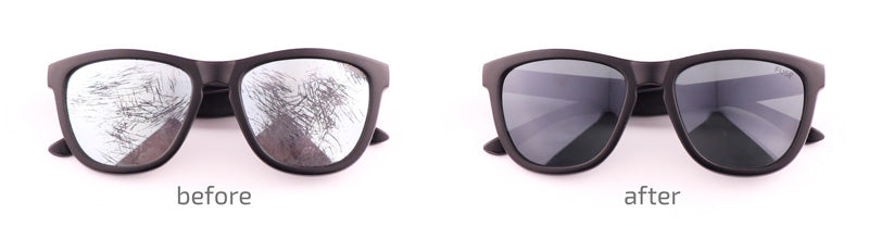 Fuse Lenses Polarized Replacement Lenses for Electric Back Line