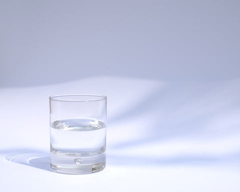 Glass of water. Photo by manuschwendener on unsplash
