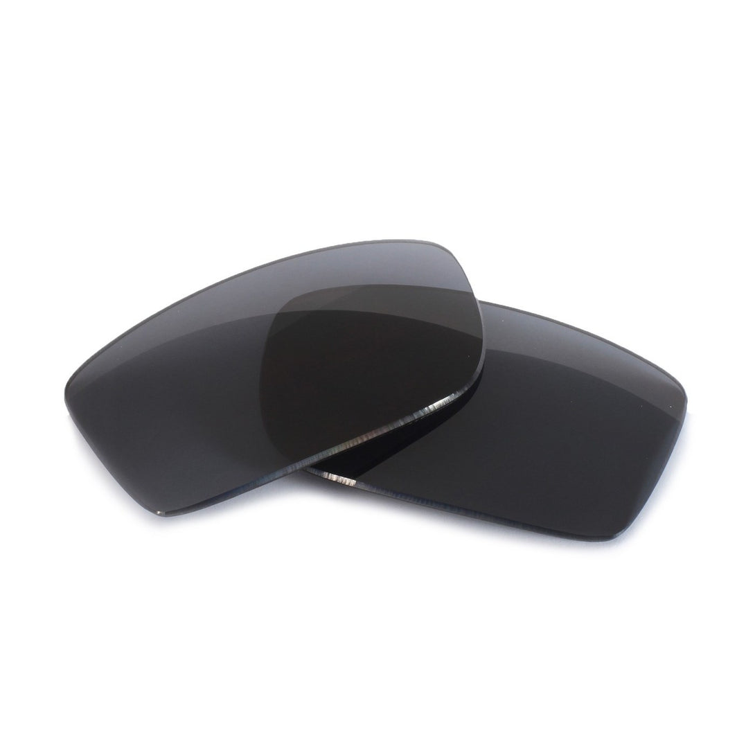 Grey Polarized Replacement Lenses Compatible with Wiley X Nash Sunglasses from Fuse Lenses