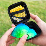 Extra Fuse Lenses Zipper Case