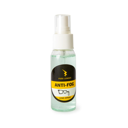 Anti Fog Lens Spray Bottle