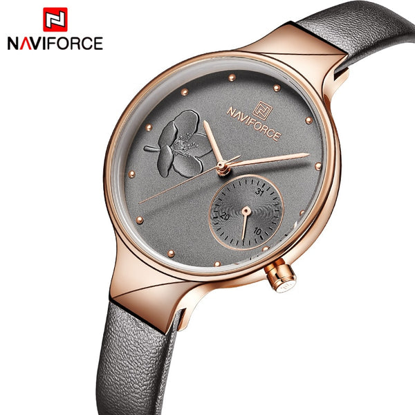 Women Watches Top Brand Luxury Fashion Female Quartz Wrist Watch Leather Waterproof *Free Shipping