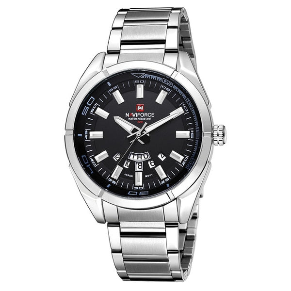 Top Brand Men Watches  Full Steel Waterproof Casual Quartz Wrist watch ***Free Shipping