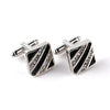 Fashion Men Jewelry  Diamond Cufflinks, Crystal Romantic Cufflink *Free Shipping