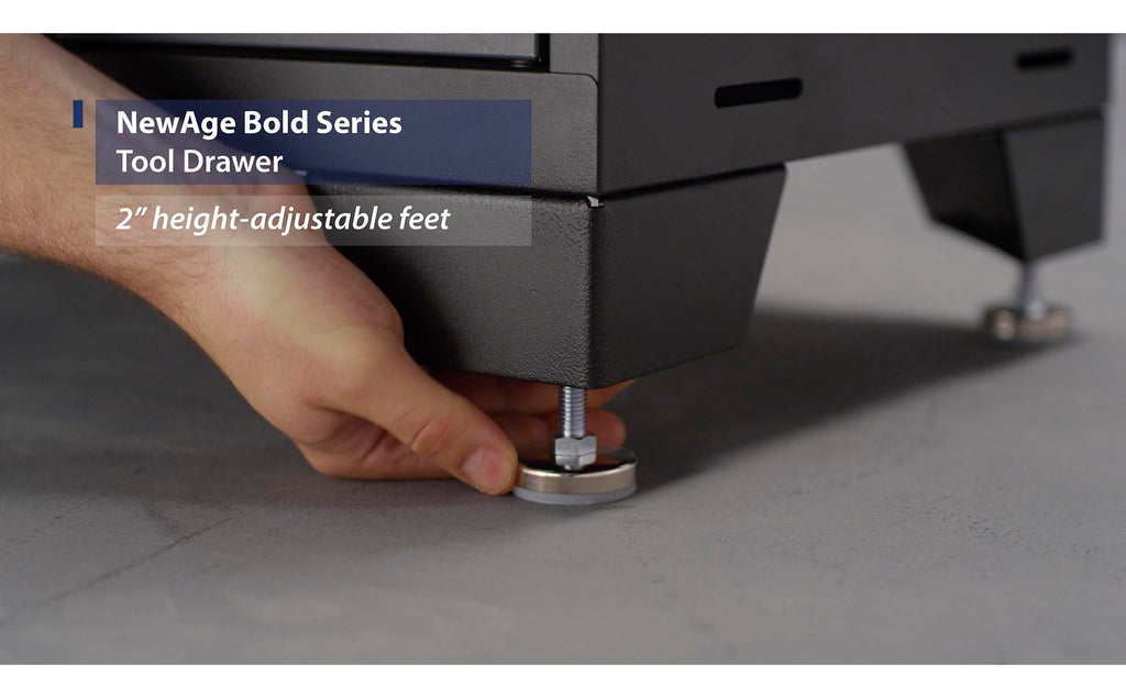 Bold Series 3.0 4-Drawer Tool Cabinet