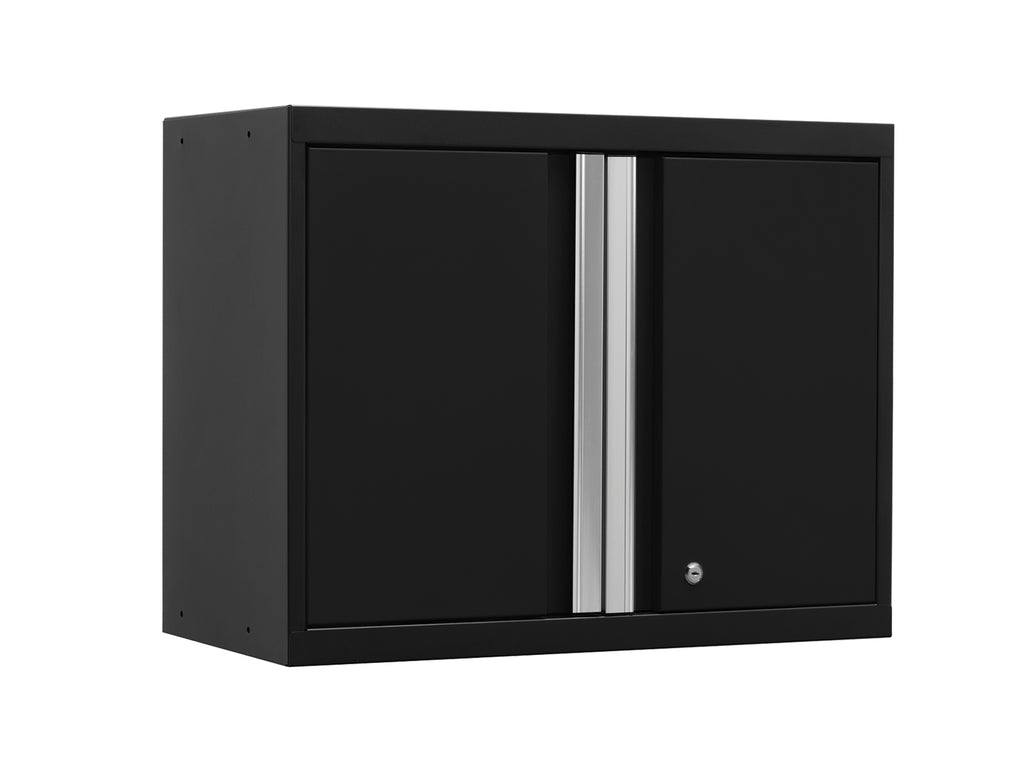 Pro Series 3.0 Black Wall Cabinet