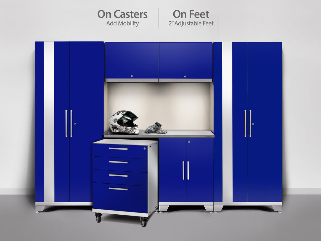 Performance 2.0 Series 7 Piece Cabinet Set
