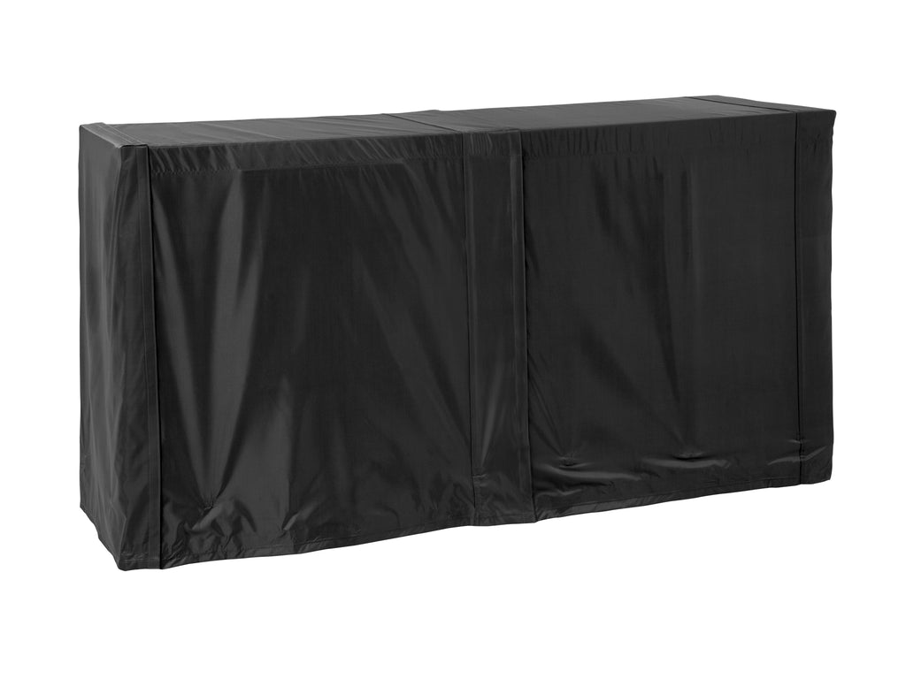 "Black 64"" Prep Table Cover"