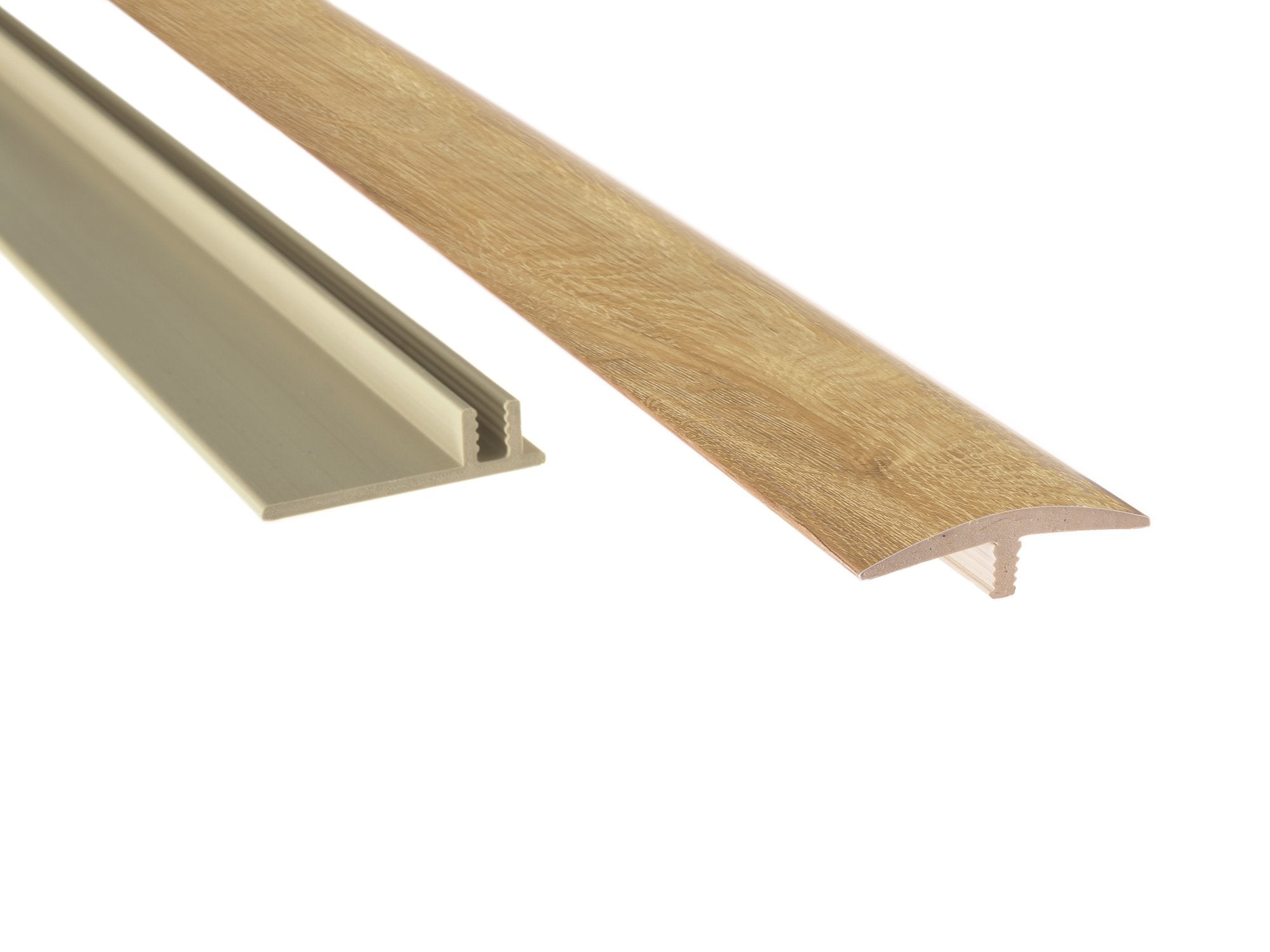 46 in. T-Molding Transition Strip
