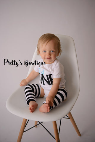 Wild One Bodysuit Shirt Boys 1st Birthday Outfit