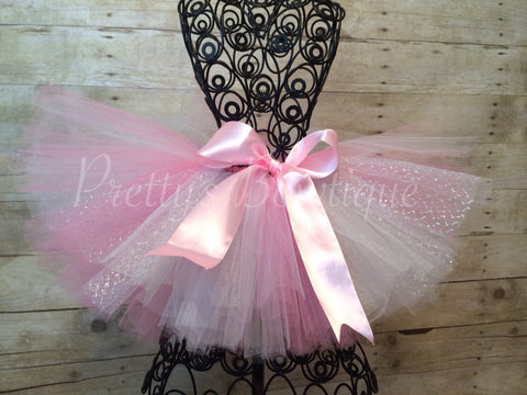 Over the top TUTU Ready for your llittle princess - Pretty's Bowtique