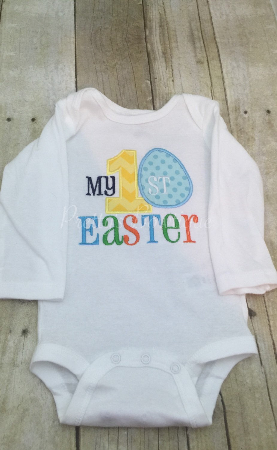 Easter Shirt for Boy Personalized Easter Shirt Easter Shirt My 1st Easter Boy Embroidered Easter Shirt,Classic Easter