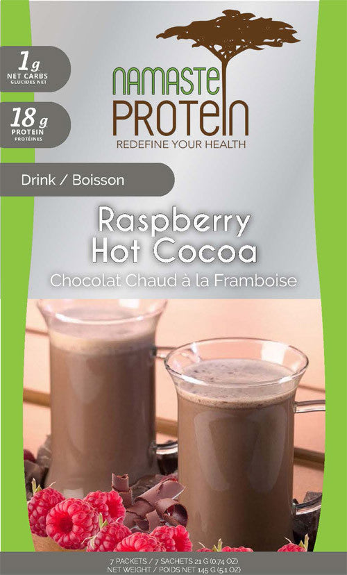 Buy Raspberry Hot Cocoa - Canada
