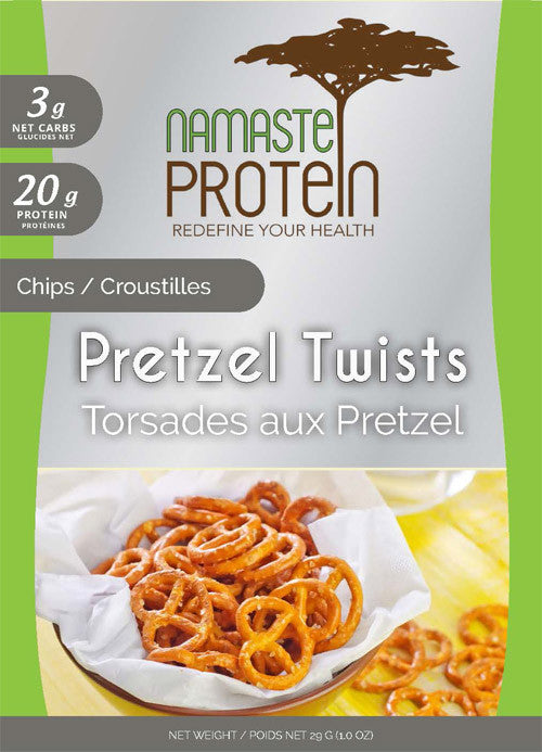 Buy Pretzel Twists - Canada