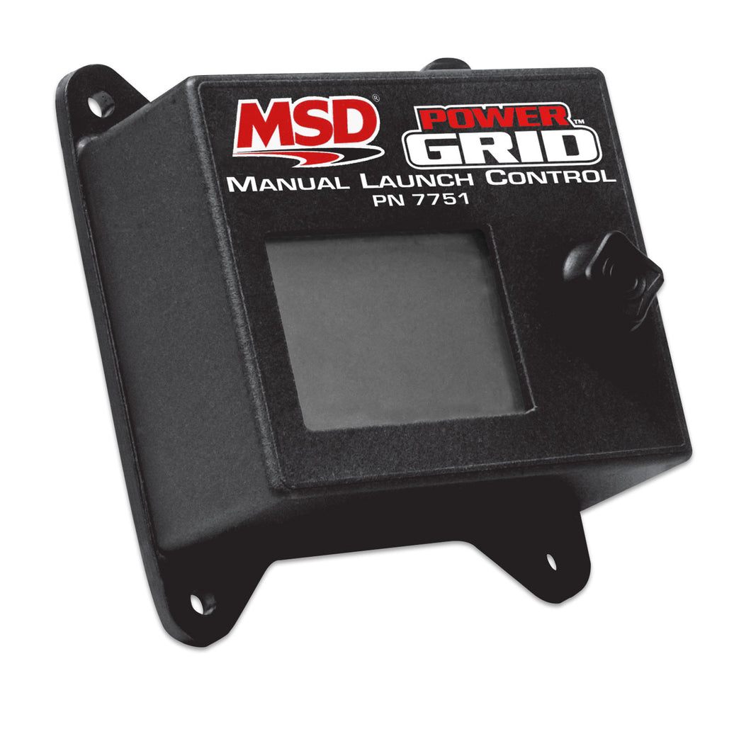 MSD Power Grid Manual Launch Control Module