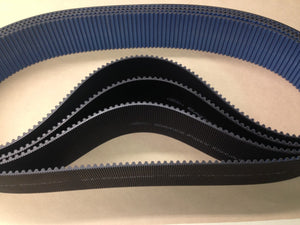 Blower Belts - 8mm - 1600 - 84 Carbon