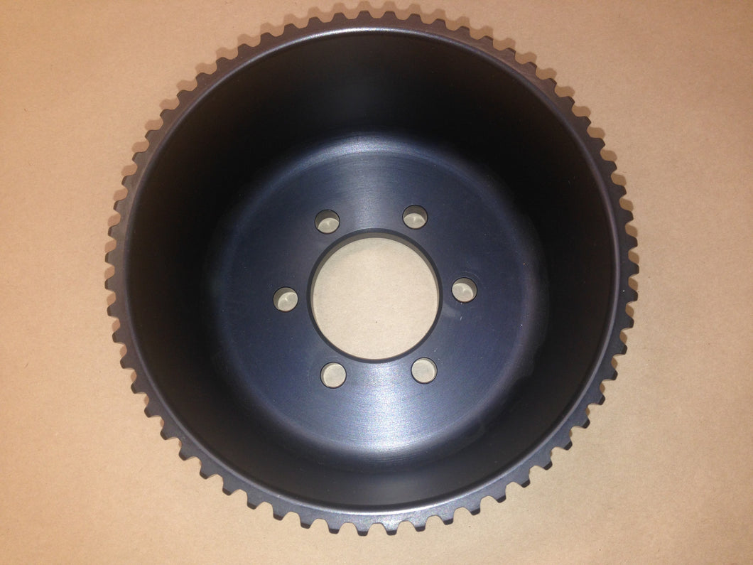8MM 75 Tooth Bottom Pully