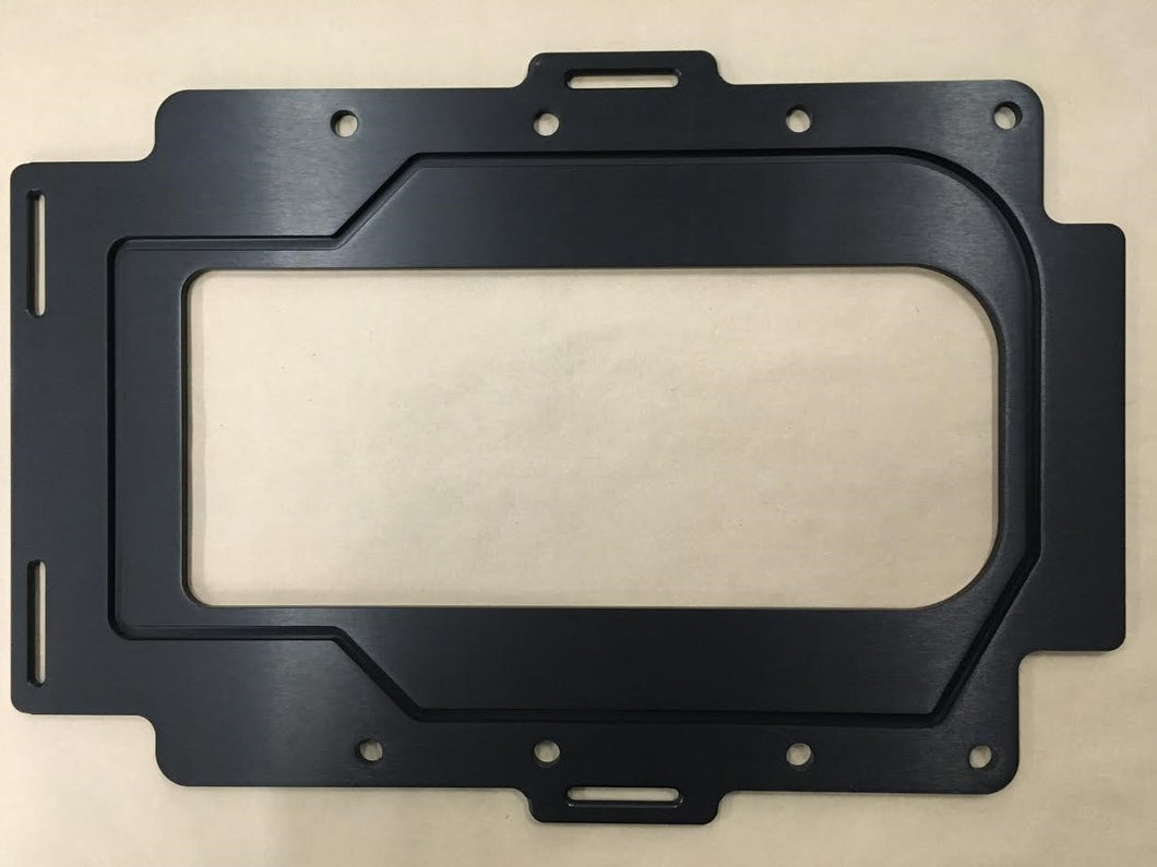 Blower to Manifold Restraint Plate (3/8