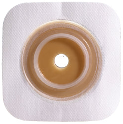 Colostomy Barrier Sur-Fit Natura® Trim to Fit, Standard Wear Stomahesive®, White Tape 2-3/4 Inch Flange Sur-Fit Natura® Hydrocolloid 1-7/8 to 2-1/2 Inch Stoma