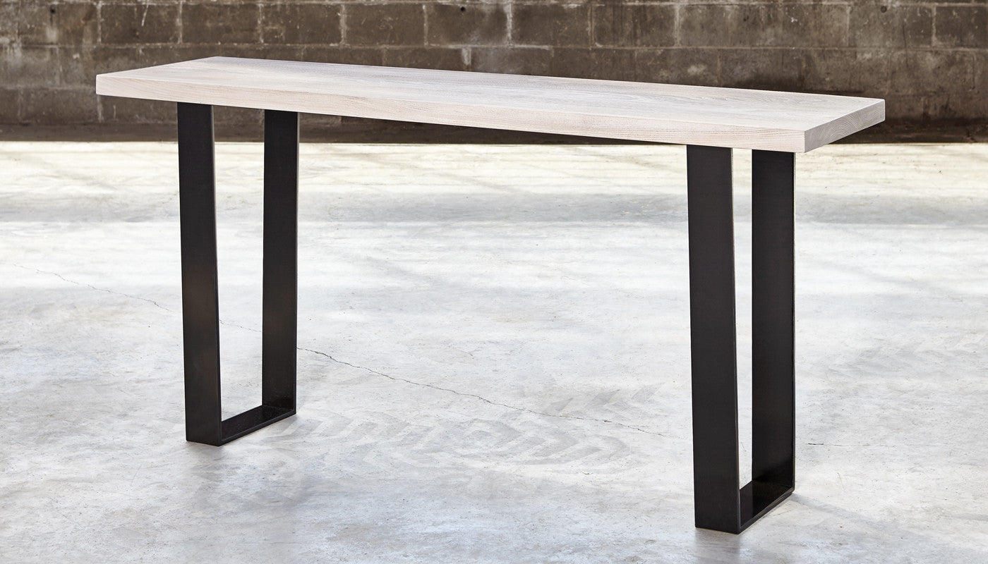 White Ash Hall Table