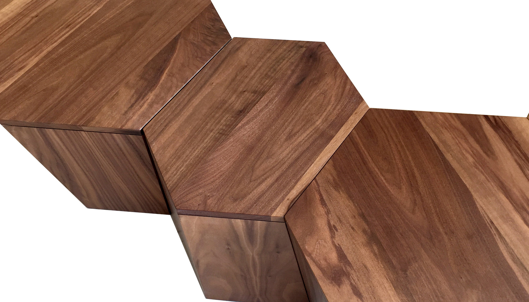 Hexagon Benches