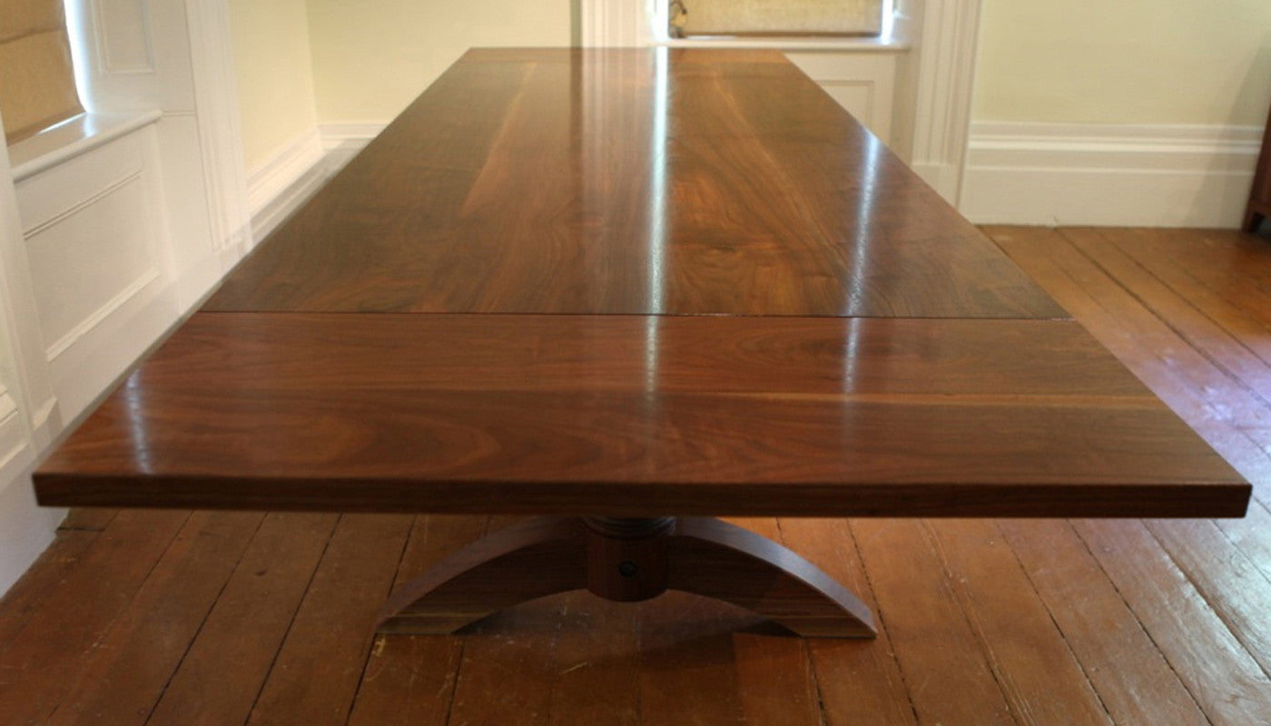 Dining Table with extensions