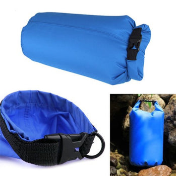 8L Waterproof Dry Bag Water Resistant for Canoe Boating Kayaking Camping Hiking