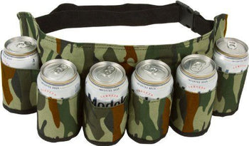 6 Beer/Soda Can Holder!