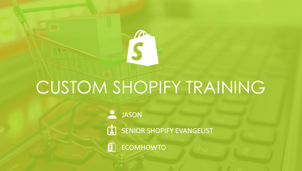 Express Video Training on Shopify and Facebook ads scaling techniques