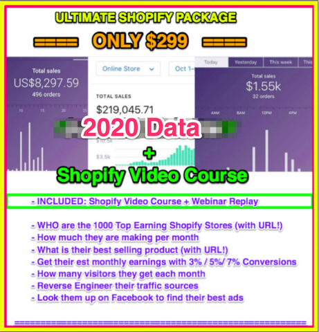 Special Webinar Offer - $299 instead of $1,797