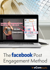 Facebook Post Promotion Technique