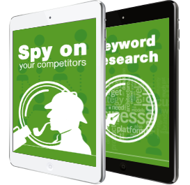 Spy on your competitors