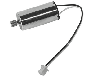 Counter-clockwise Motor (Black and white wire, white connector)