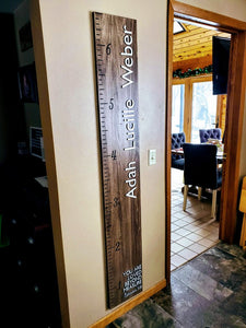 Growth Chart Rulers