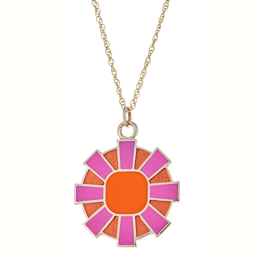 SUNSHINE PLAIN AND SIMPLE Necklace