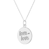 etched sterling silver tennis ball pendant charm