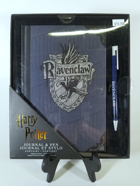 HARRY POTTER - RAVENCLAW JOURNAL AND PEN SET