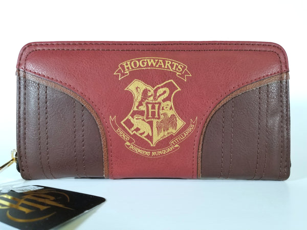HARRY POTTER - BIOWORLD HOGWARTS ZIP AROUND WALLET