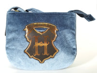 Harry Potter - Bioworld Velvet Purse with Hogwarts Crest