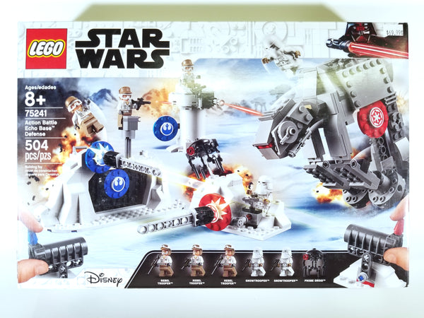 LEGO STAR WARS: ACTION BATTLE ECHO BASE SET 75241