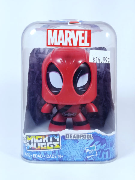 HASBRO MIGHTY MUGGS: DEADPOOL