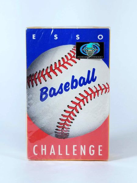 ESSO BASEBALL CHALLENGE CARD GAME