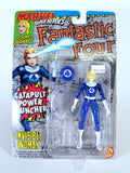 TOY BIZ MARVEL SUPER HEROES: FANTASTIC FOUR - INVISIBLE WOMANw
