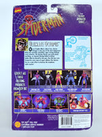 Marvel Comics The Spectacular Spider-Man - Ultimate Octopus Spider Squashing Gear Action Figure
